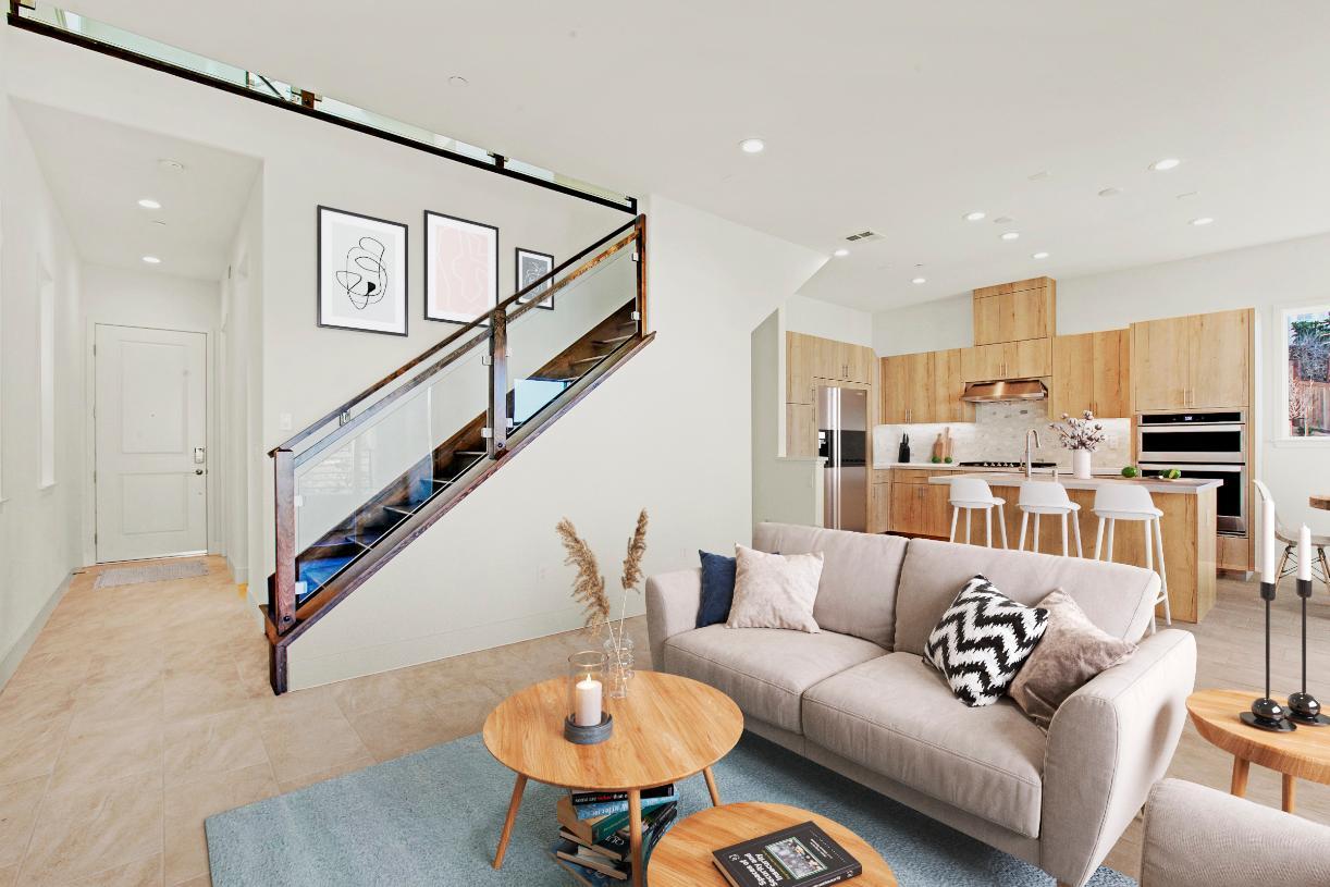 Latitude living room