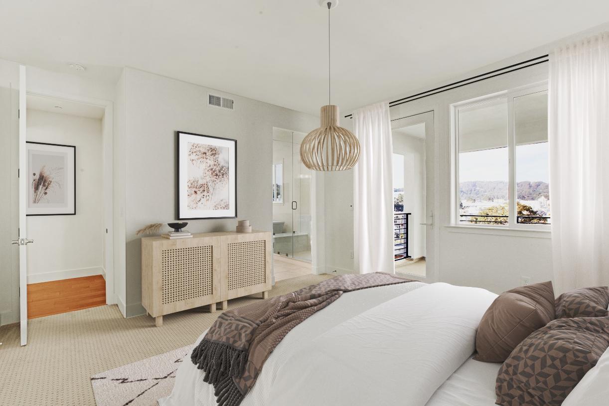 Latitude primary bedroom suite