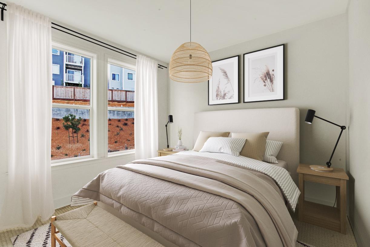 Latitude secondary bedroom