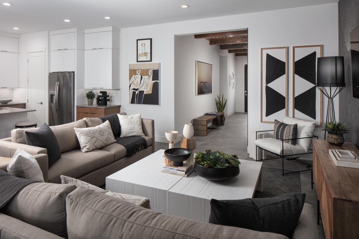 Orinda great room