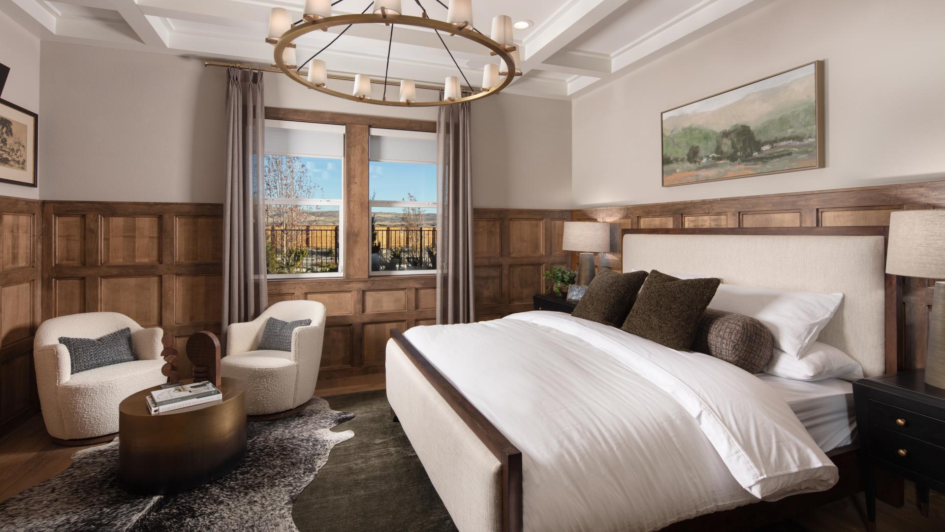 San Ramon primary bedroom