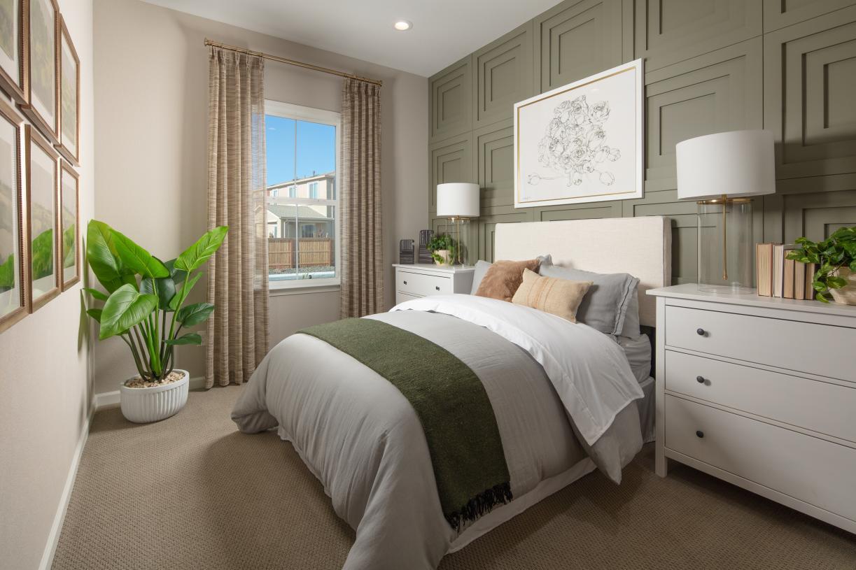 San Ramon secondary bedroom
