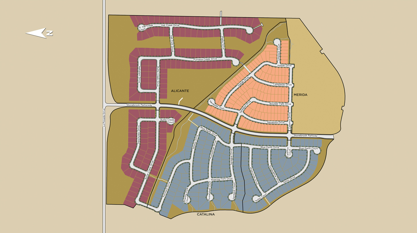 Stonebrook Overall Site Plan