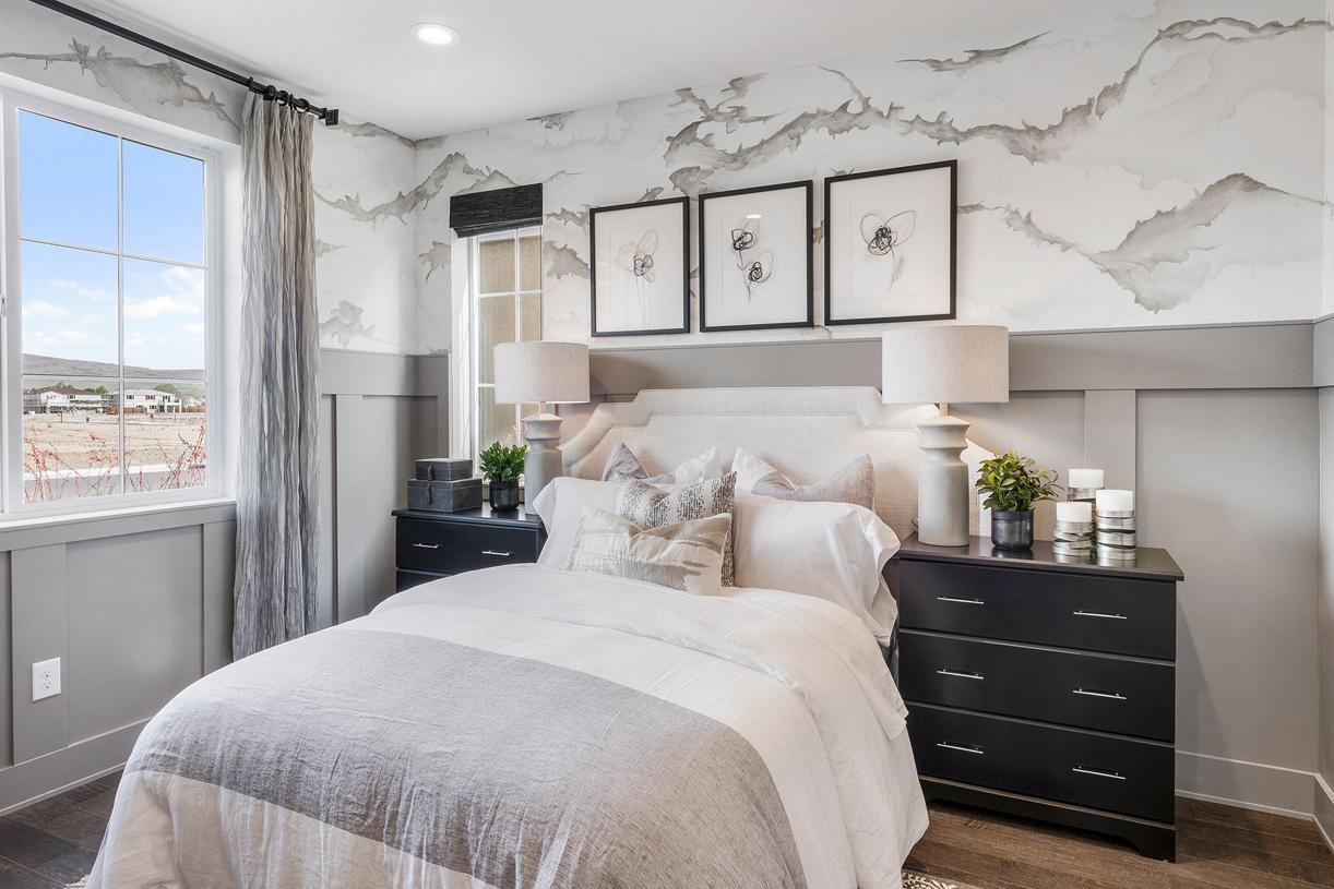 Rivero secondary bedroom