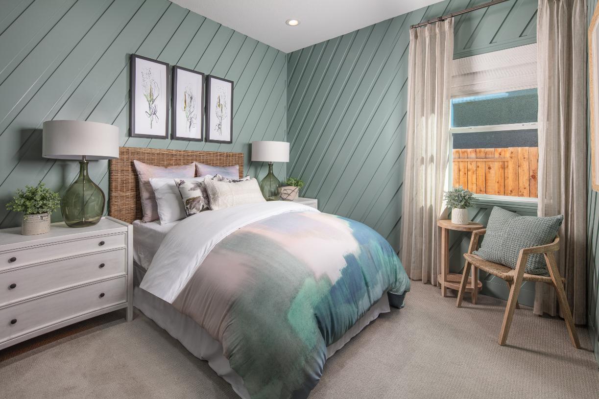 De Anza secondary bedroom