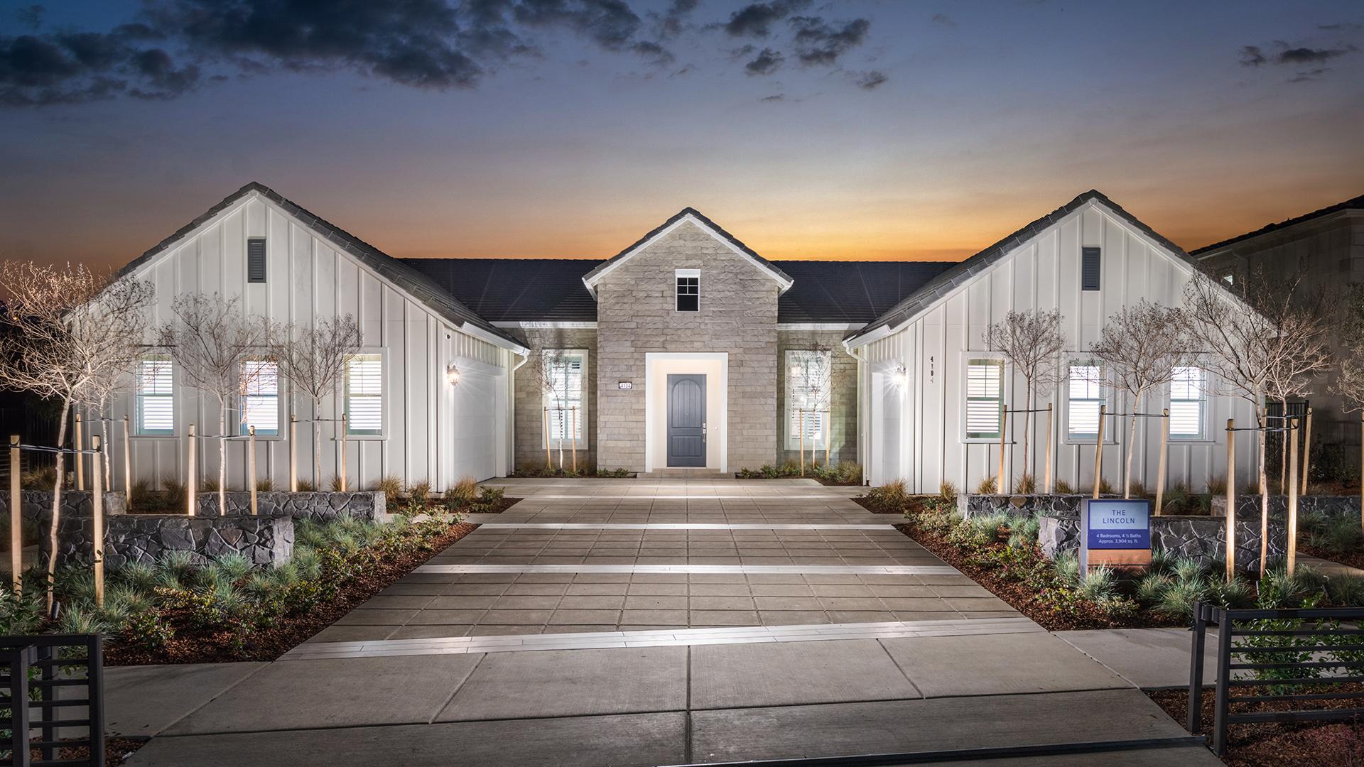New Luxury Homes For Sale in Rocklin, CA | Oakcrest on