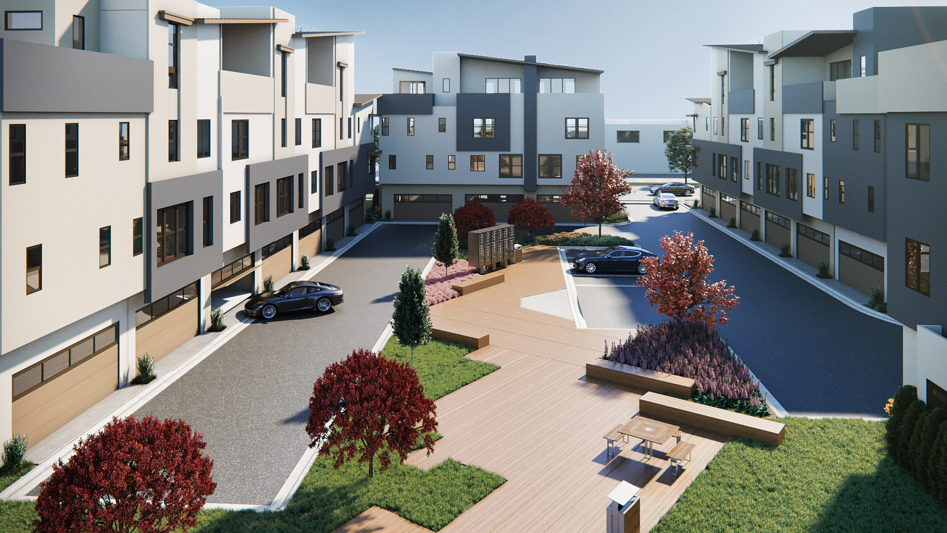 40 Luxury Townhomes Coming Soon to Santa Clara