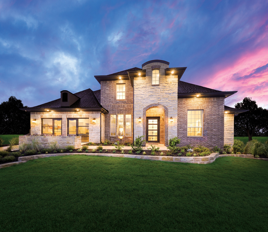 New Construction Luxury Homes: New Homes In Georgetown TX - New Construction Homes