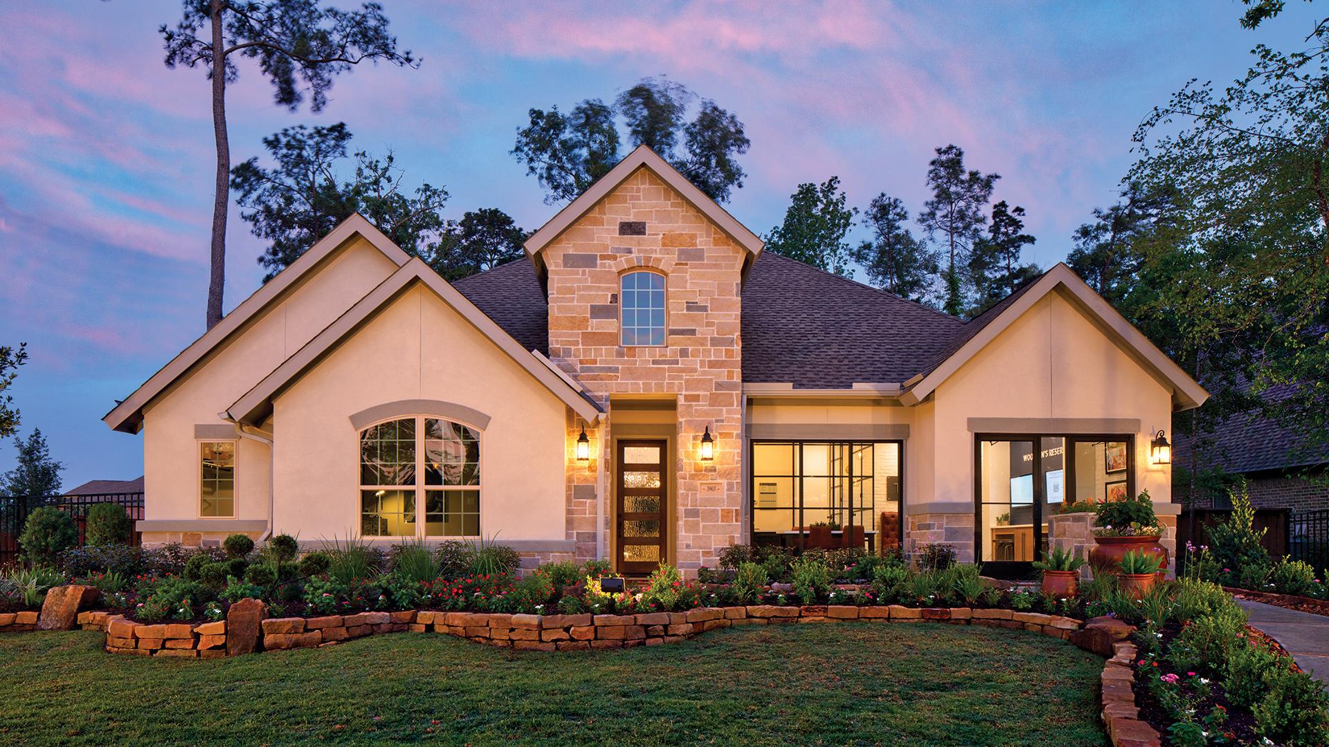 The Burton High Plains - Mason Hills - Leander, TX