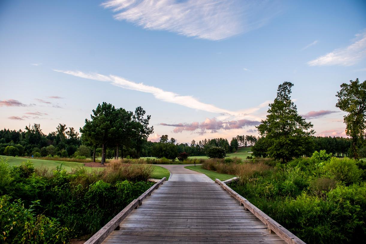 Enjoy miles of nearby walking trails