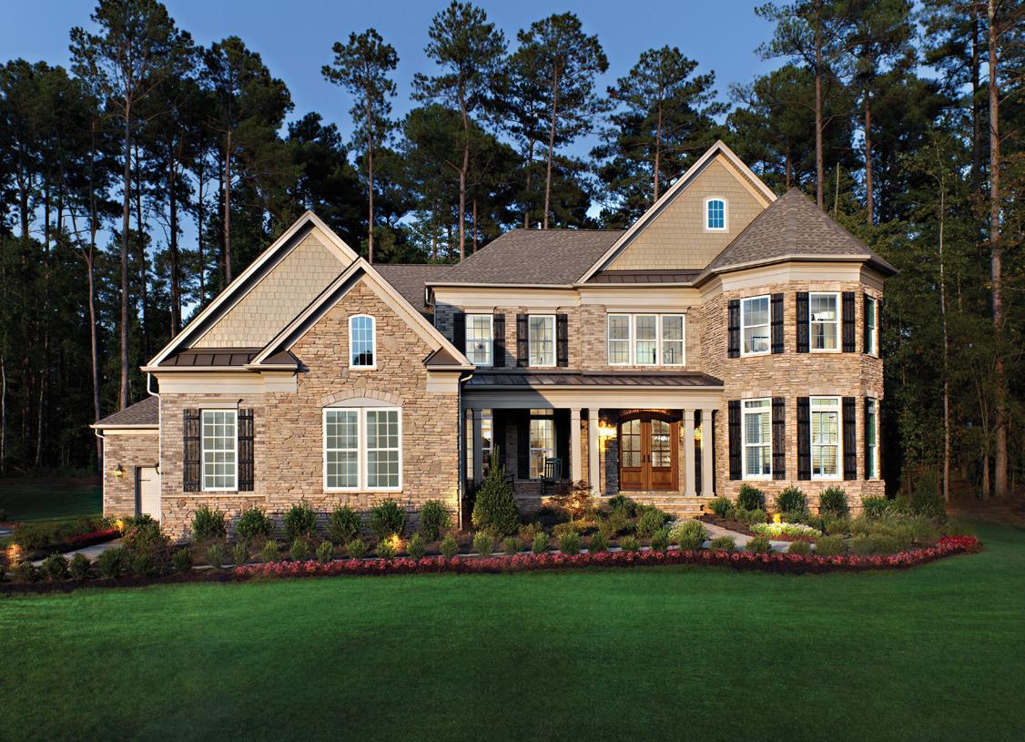 North carolina luxury new home communities