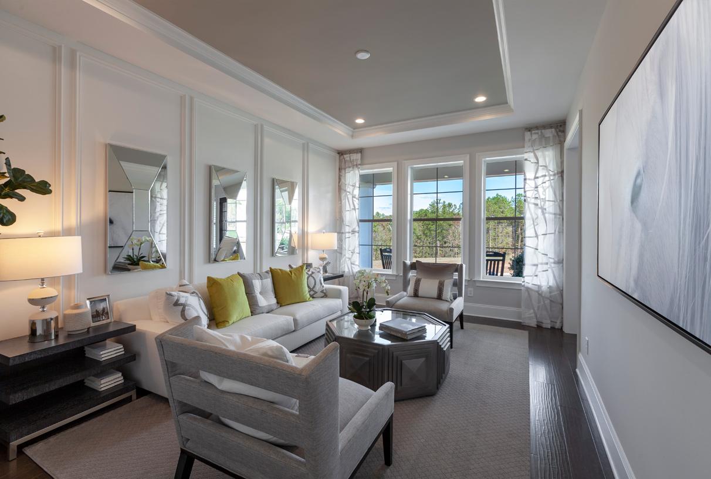 Hollister secondary living room