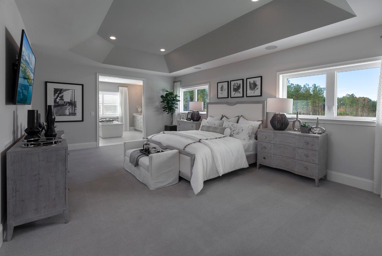 Hollister primary bedroom suite