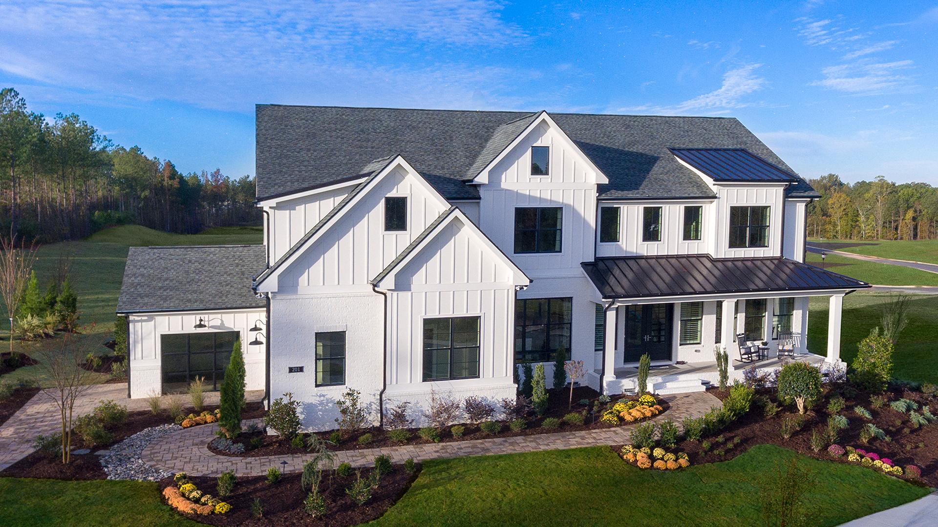 Award-winning Hollister model home