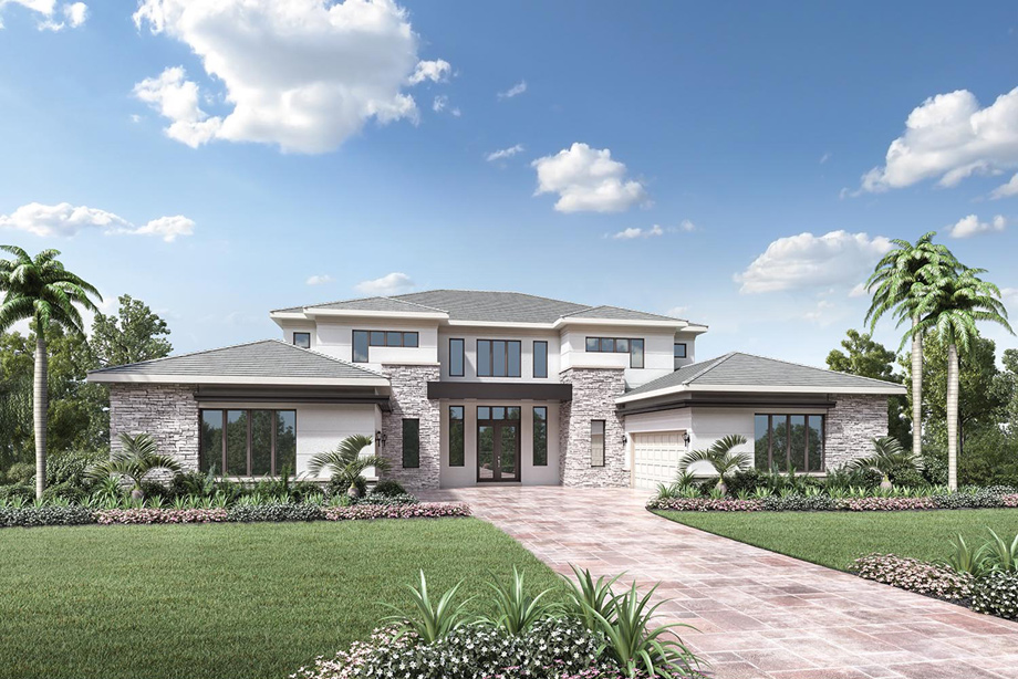Toll Brothers Rolling Oaks Estates Photo
