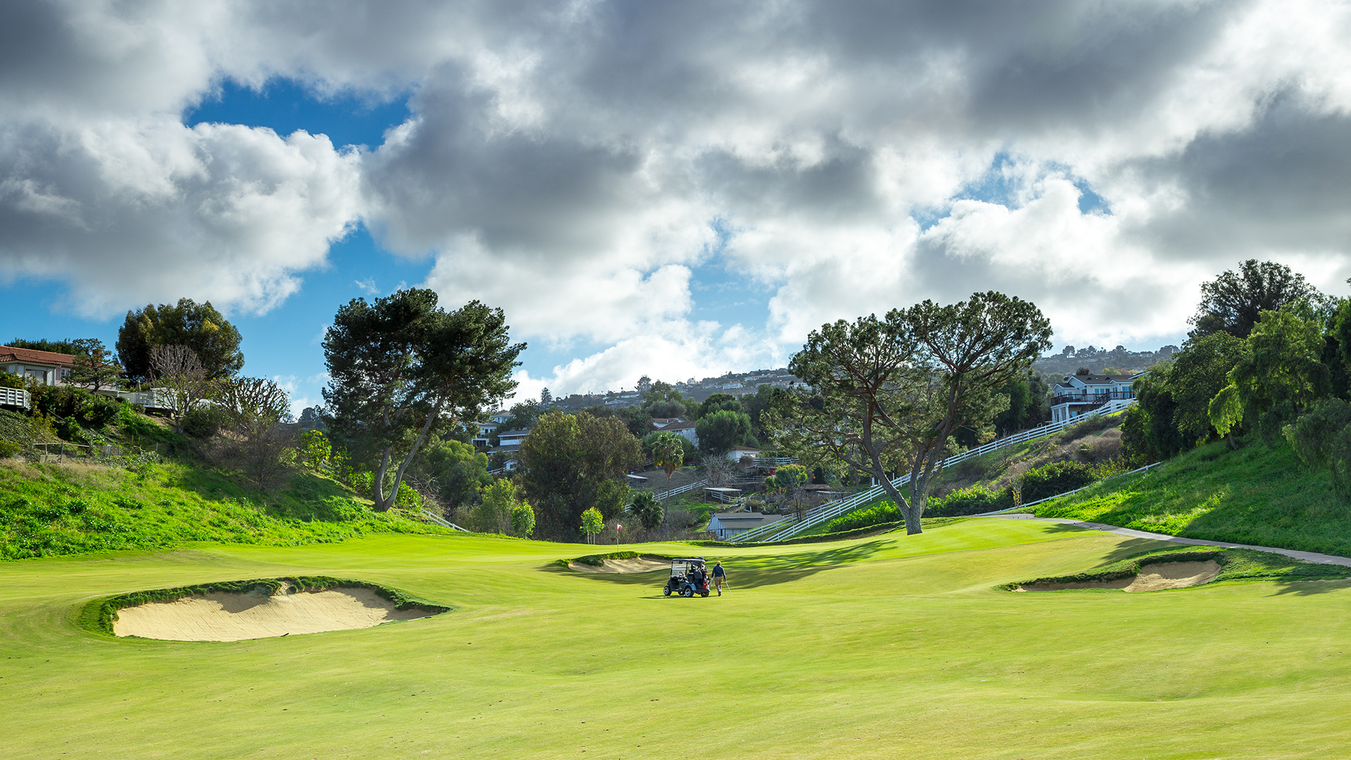 Golf courses designed by world-renowned David McLay Kidd