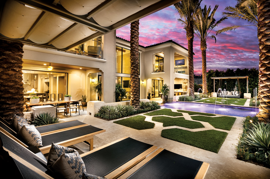 Estancia Features Five Unique Home Designs With Seamless Indoor/outdoor  Living