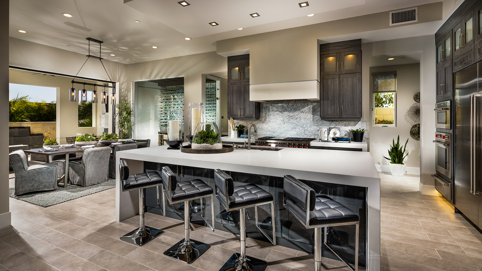 Gourmet kitchens perfect for entertaining