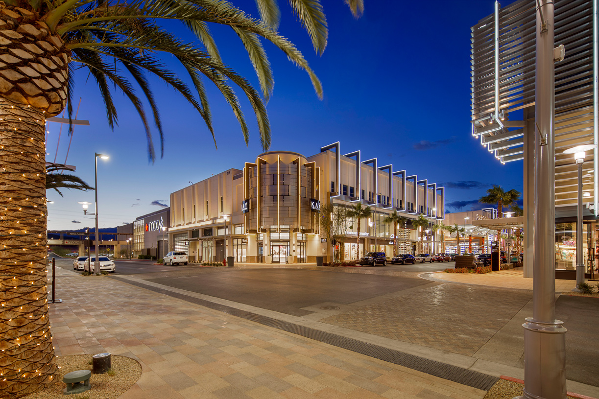 Discover impressive shopping at nearby downtown Summerlin®