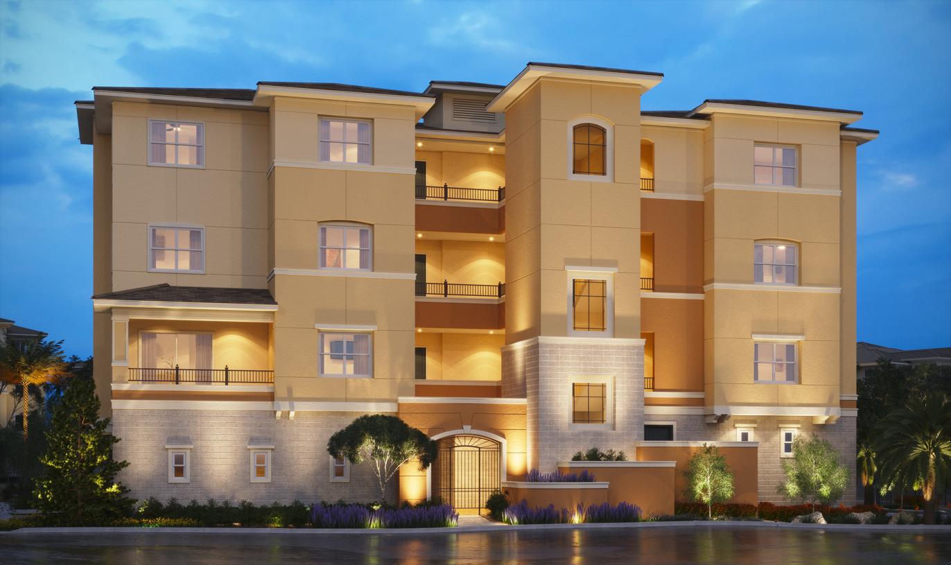 Mira Villa 3D Site Plan