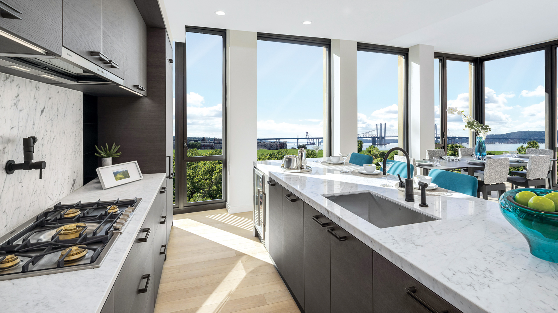 Edge-on-Hudson Residences by Toll Brothers