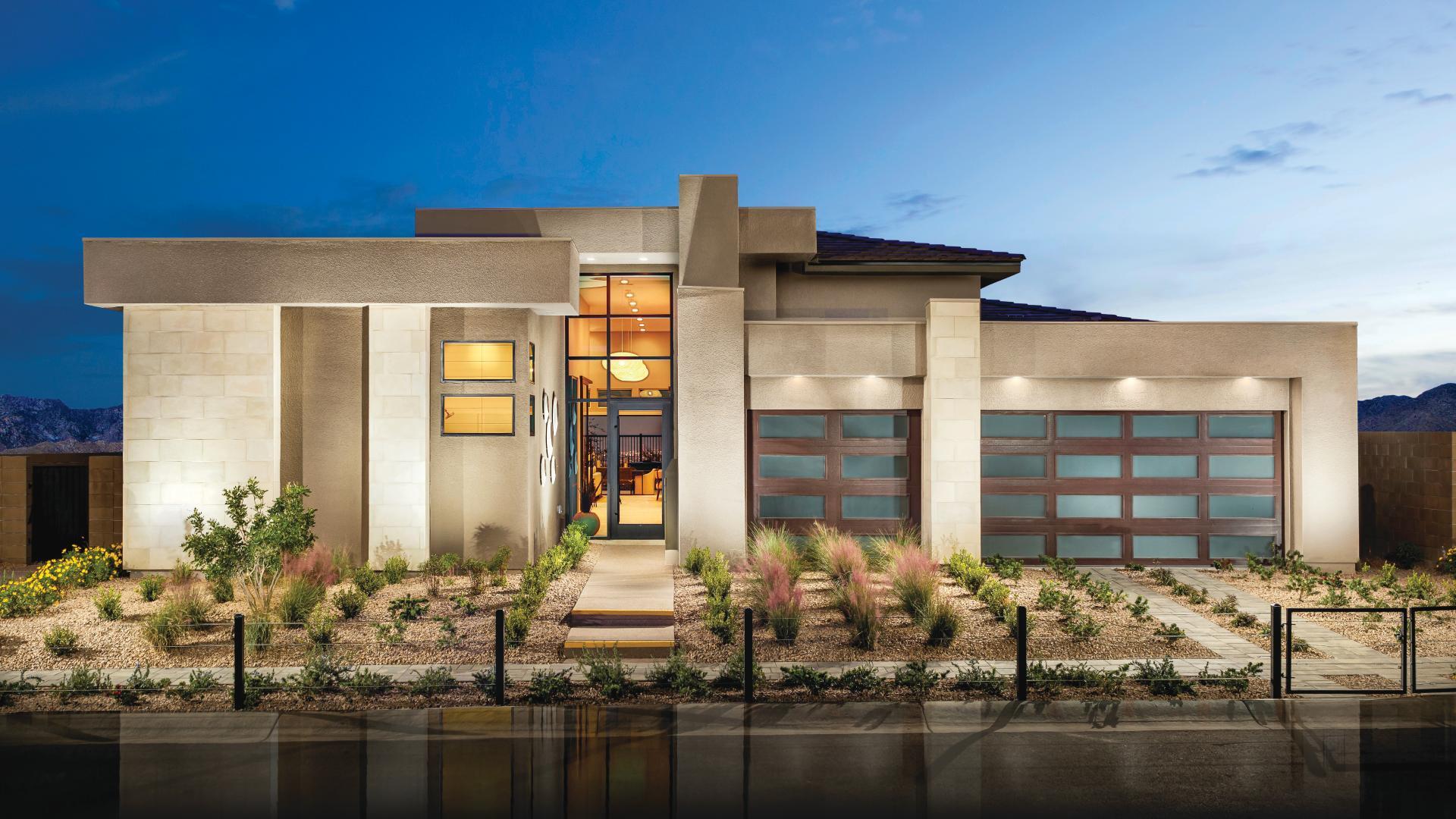Impressive, modern exterior designs