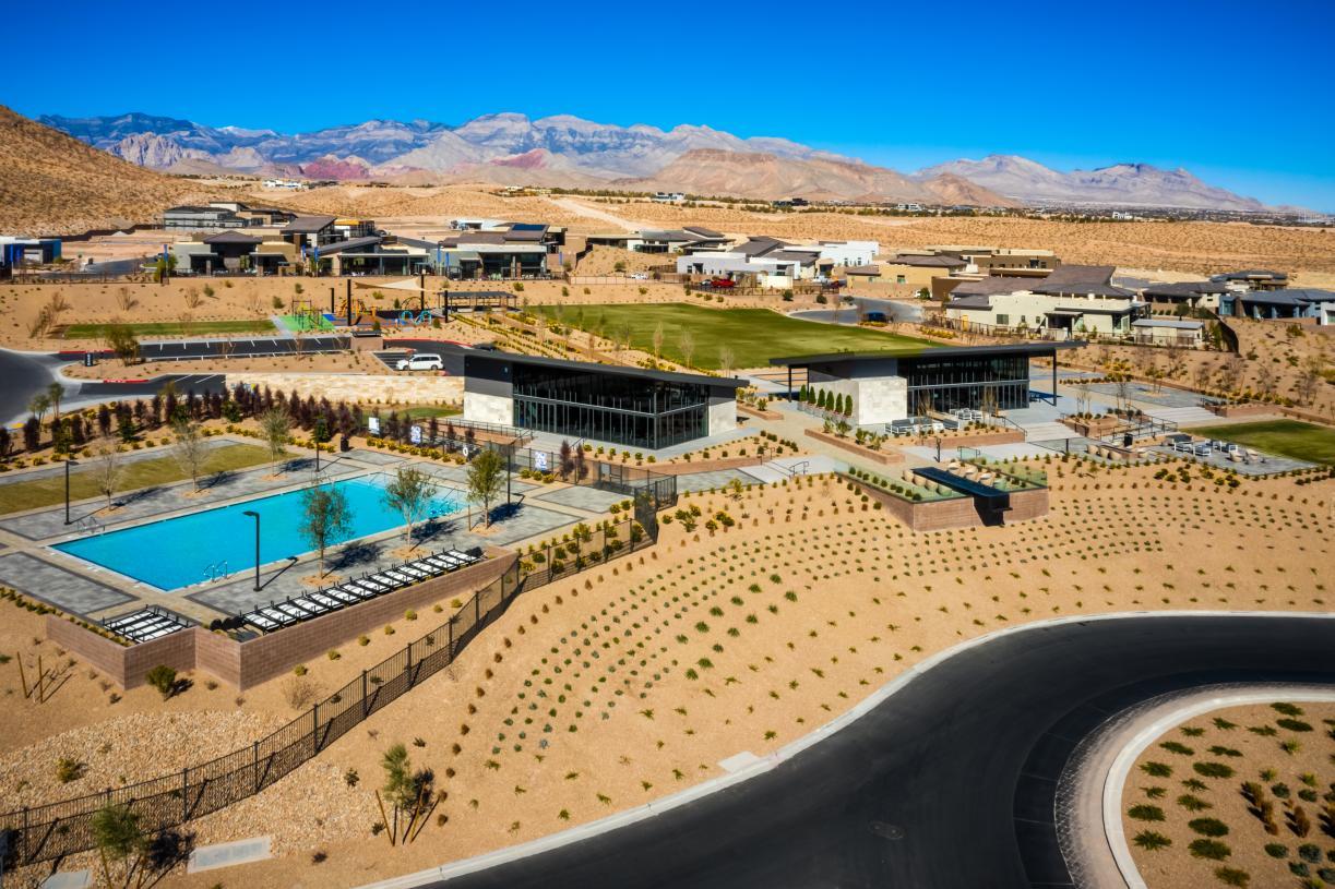 Mesa Ridge community amenity center