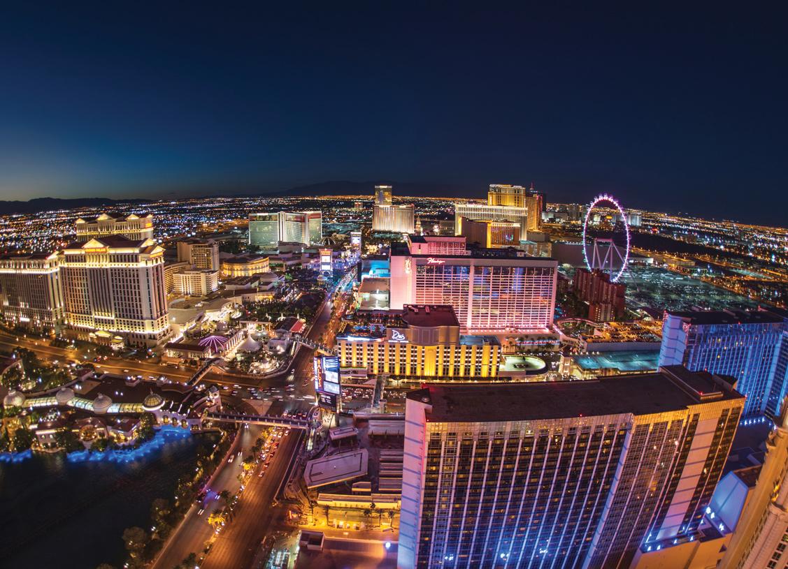 Located near the world-class Las Vegas Strip