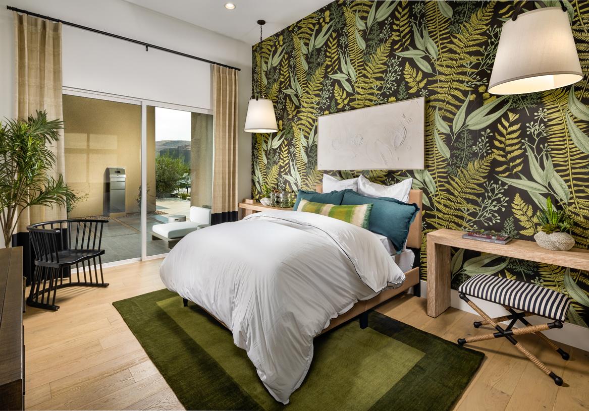 Generous secondary bedroom