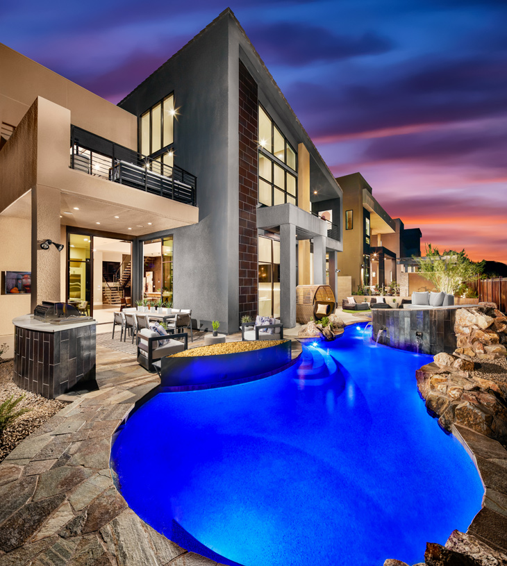 Gorgeous outdoor retreat