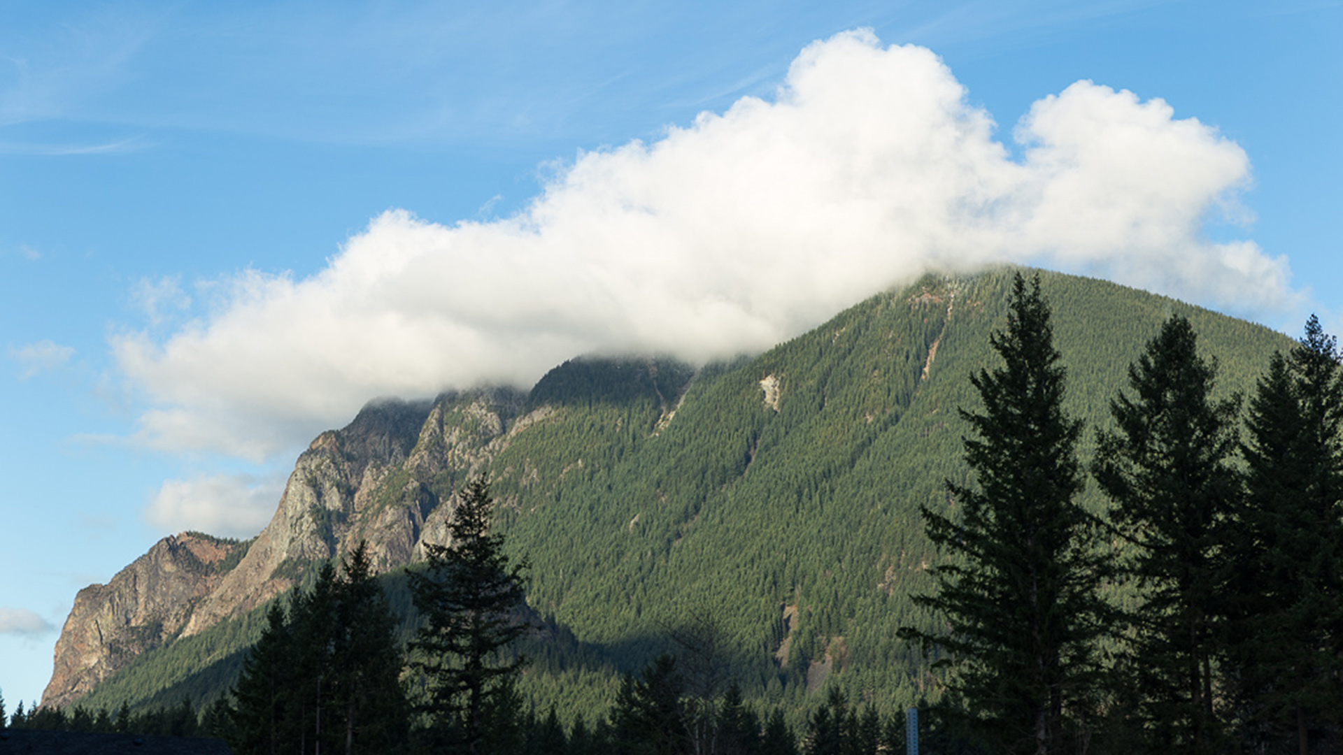 Make the awe-inspiring landscape of North Bend part of your daily routine