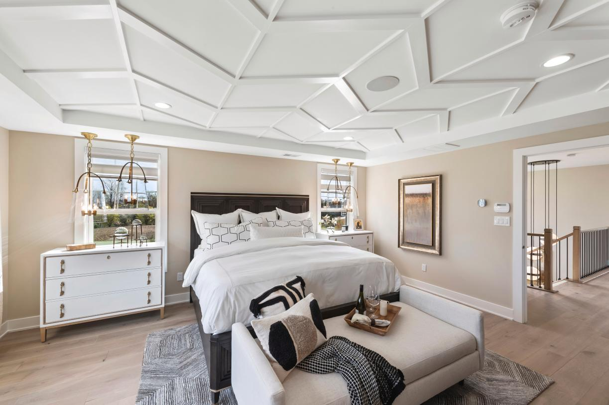 Detailed design features to personalize your home