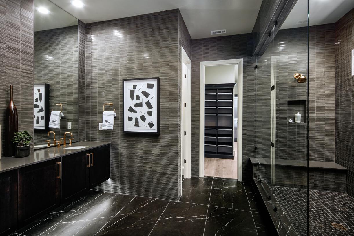 Stunning Durham primary suite bath