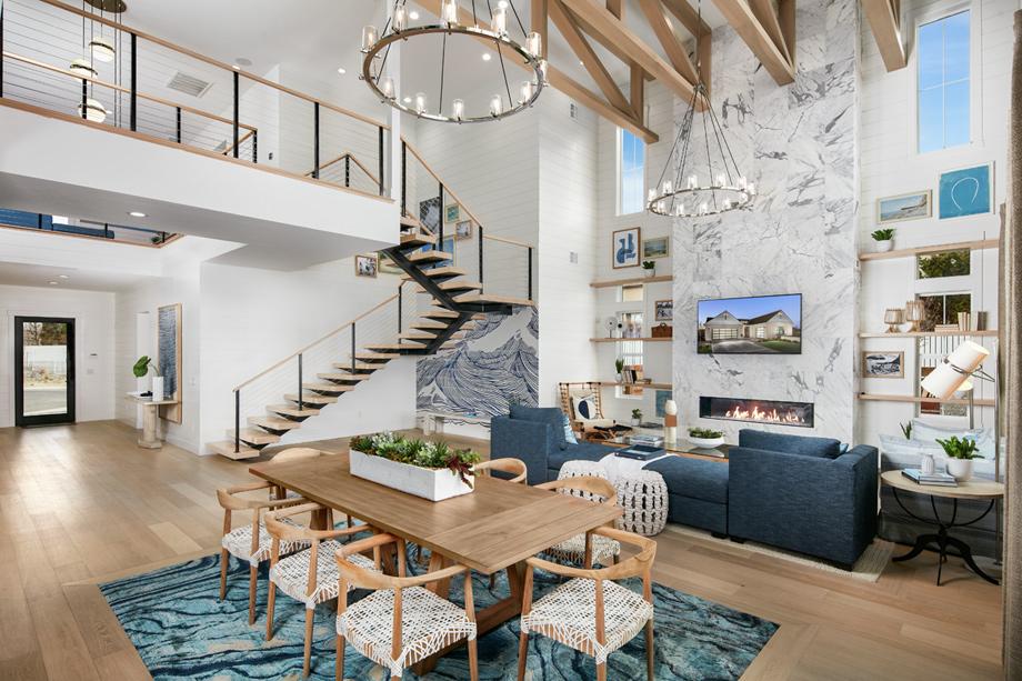 New Luxury Homes For Sale In Reno Nv Latigo At Rancharrah