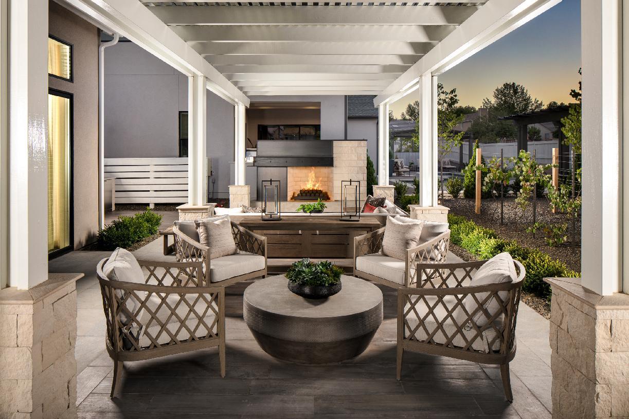 Allure patio