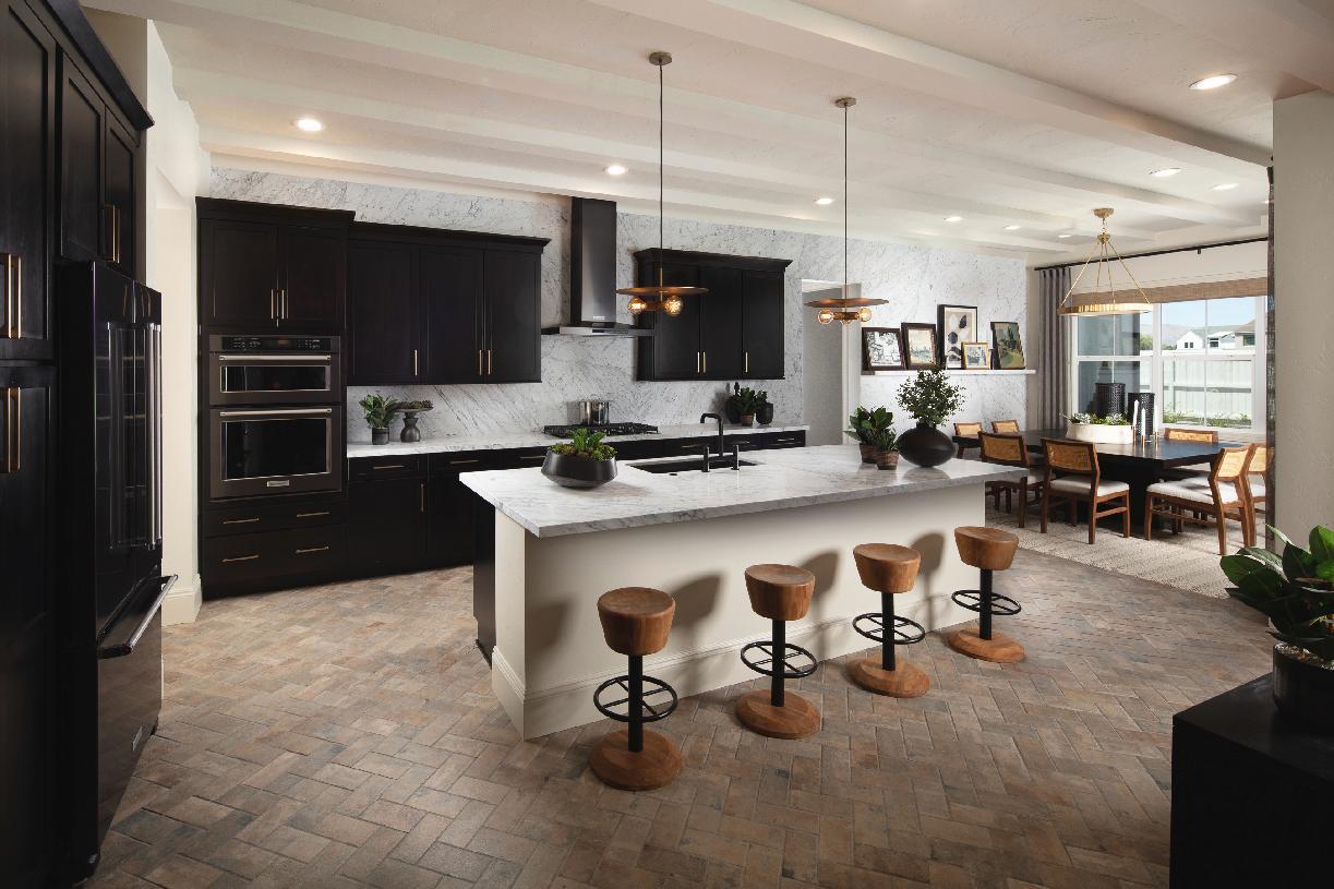 Durham chef's kitchen