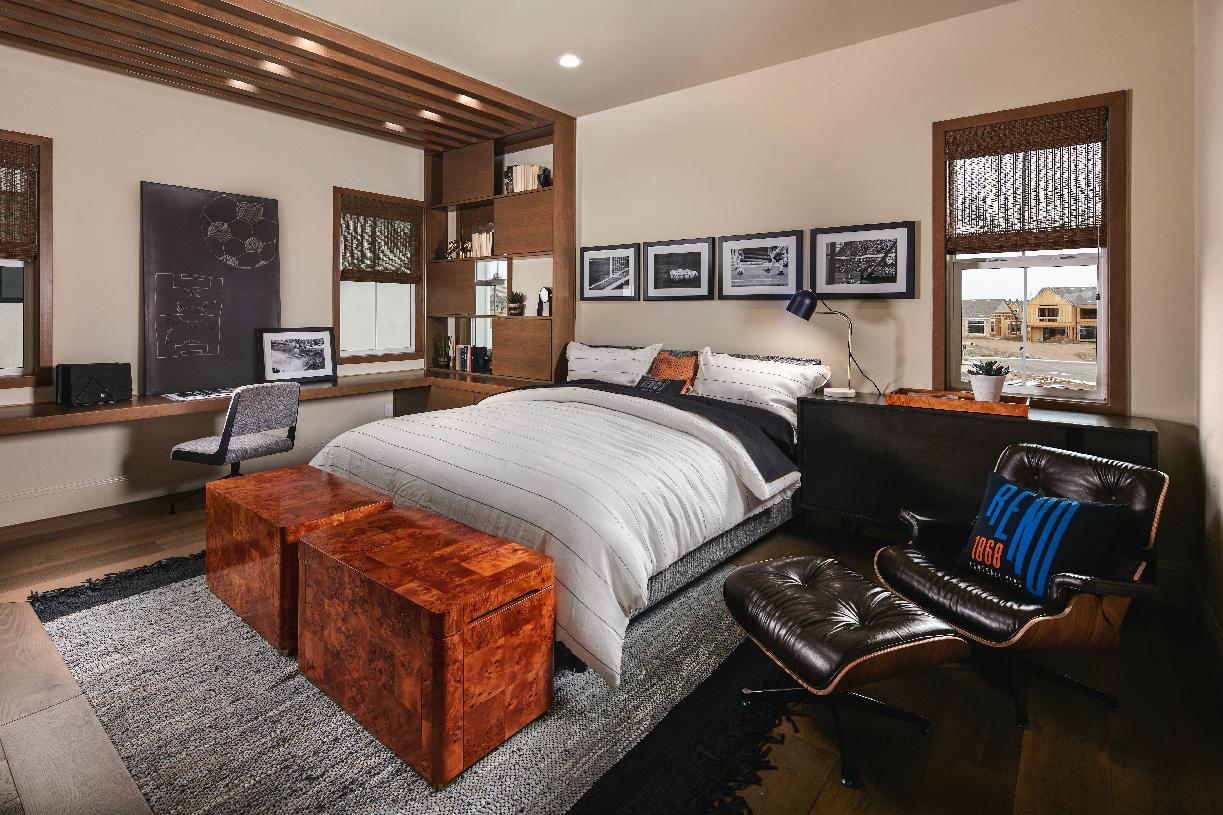 Durham secondary bedroom