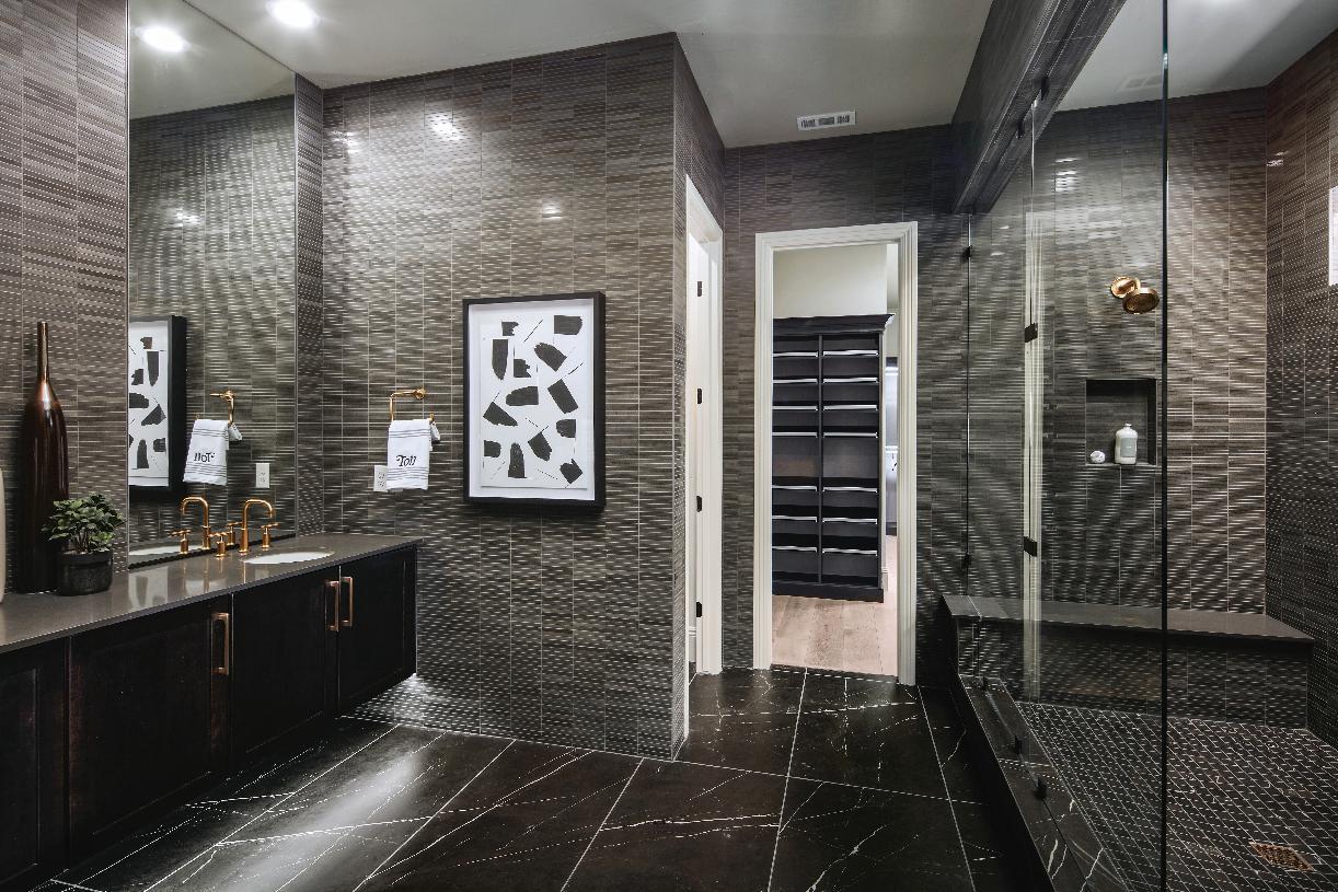Durham secondary bathroom