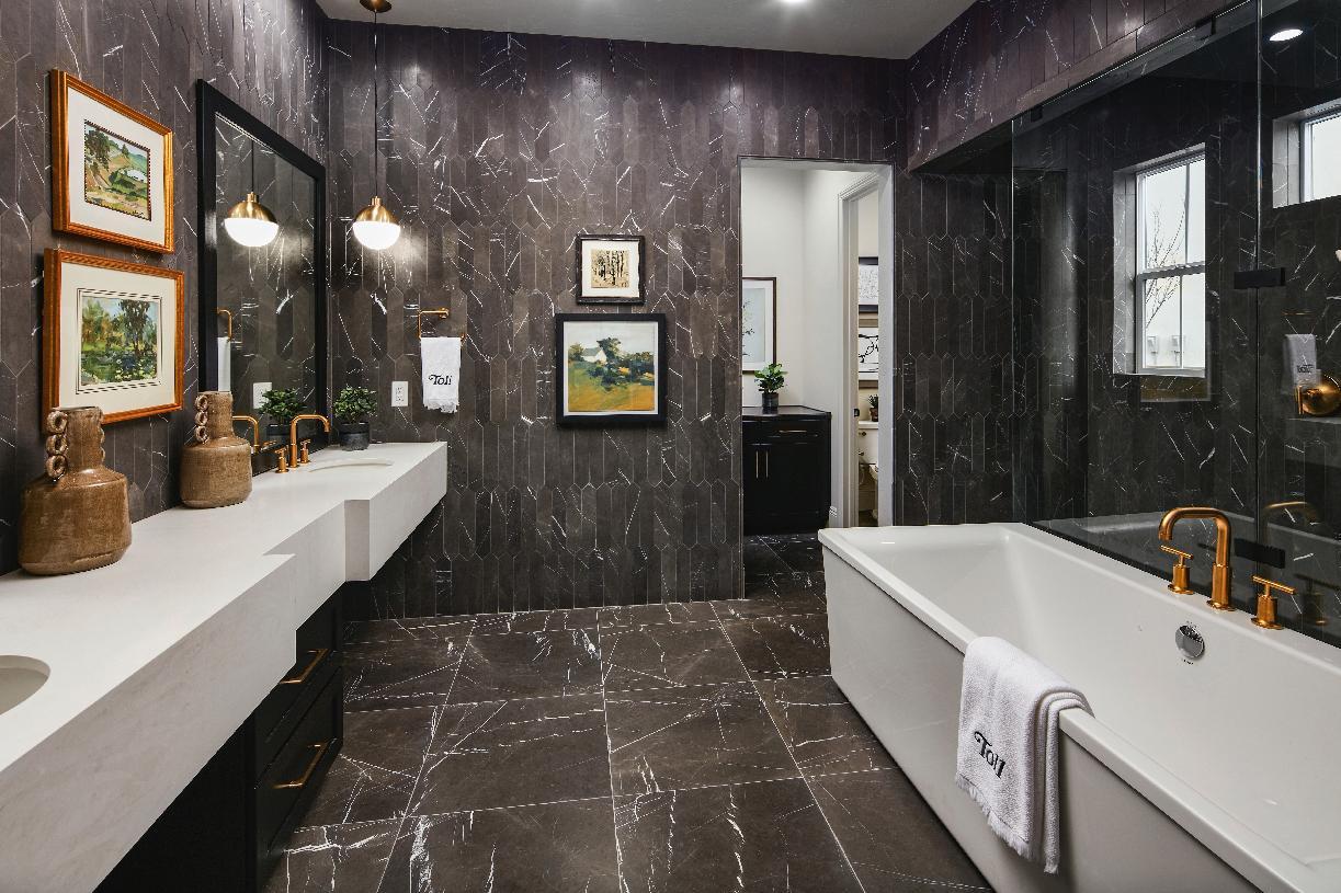 Durham primary bathroom