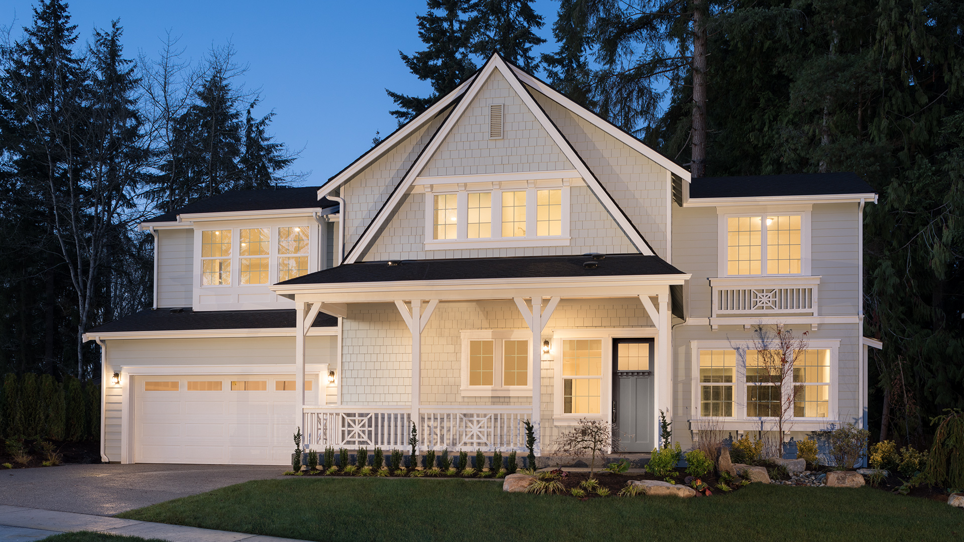 New Luxury Homes For In Bothell Wa Meridian Grove
