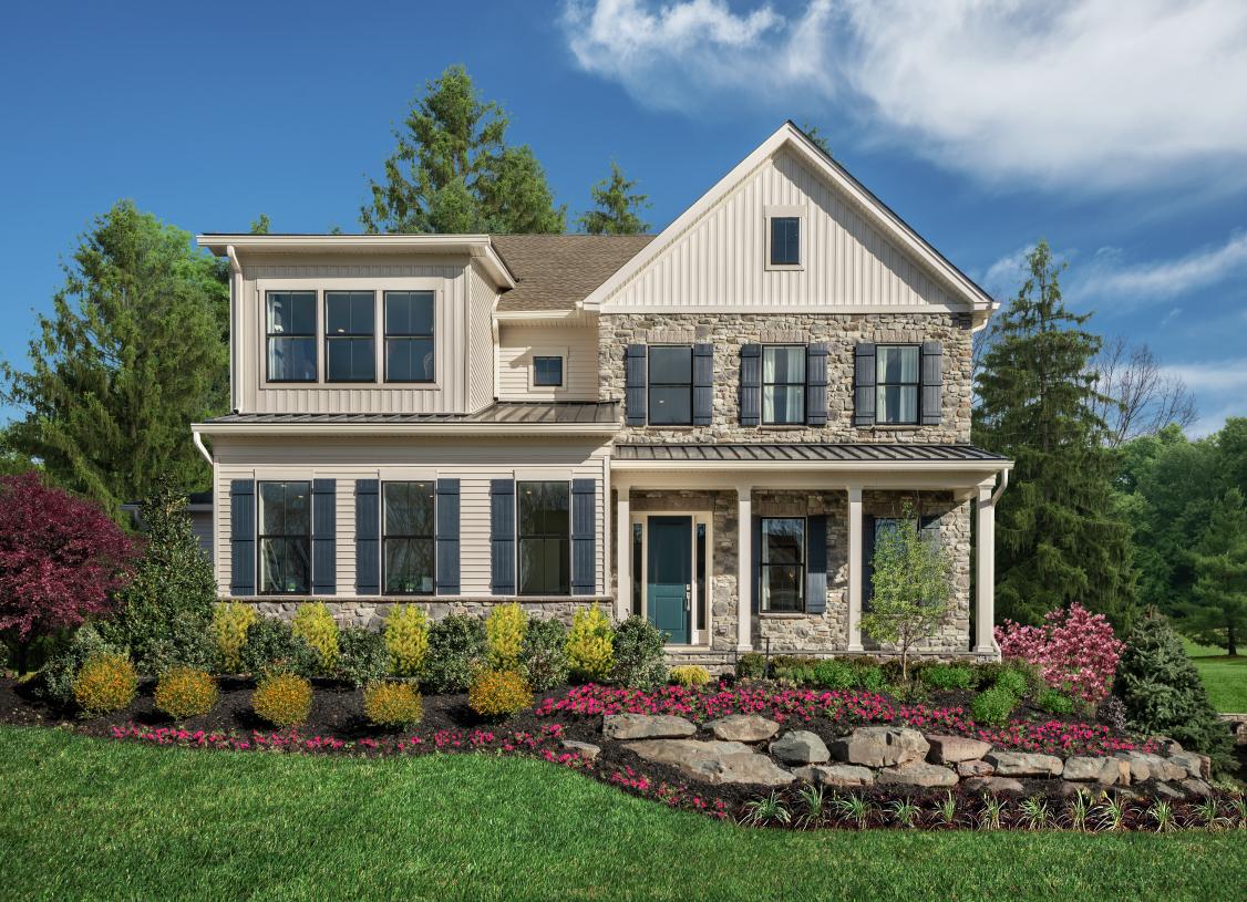 Elverson -  Modern Farmhouse