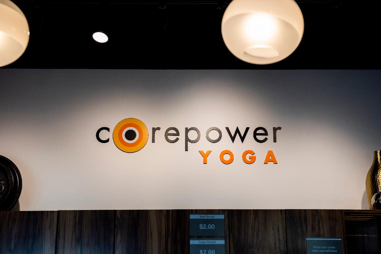 Close to yoga studios and gyms