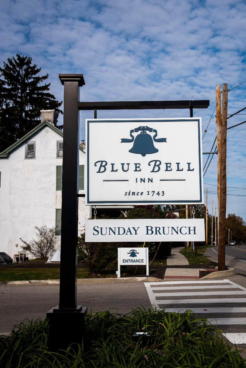 Historic Blue Bell Inn