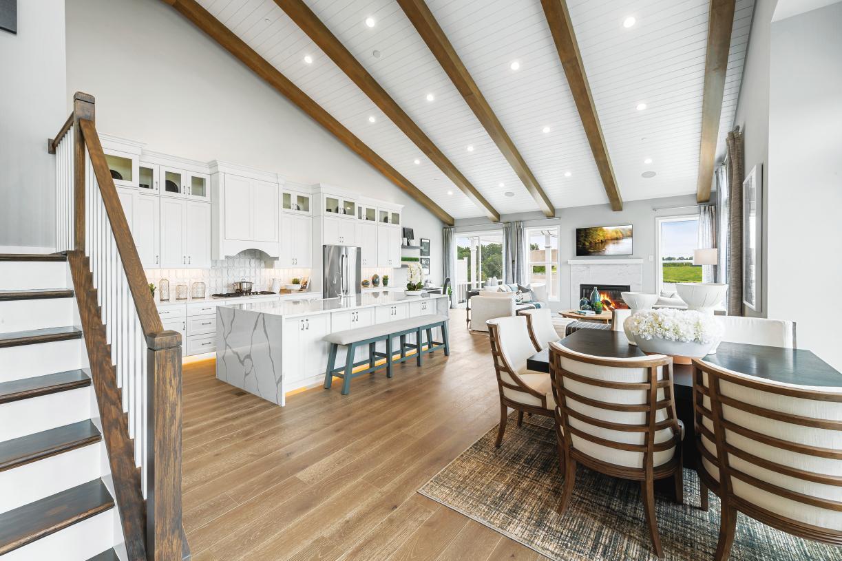 The Belliotti home design