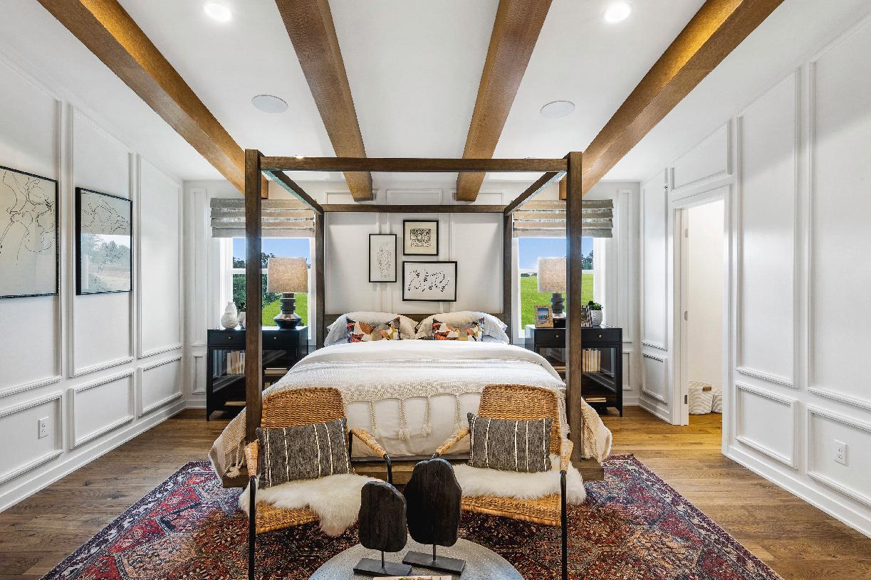 Barbour primary bedroom