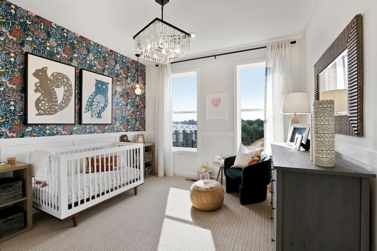 Walney secondary bedroom