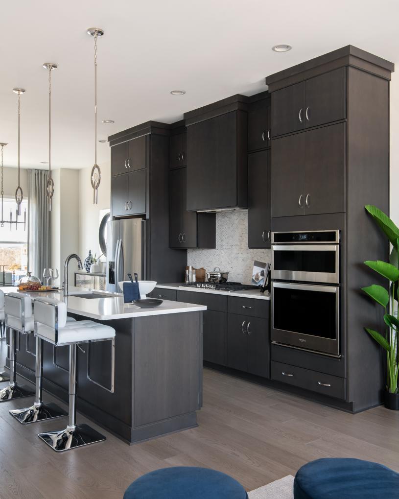 Newbrook kitchen