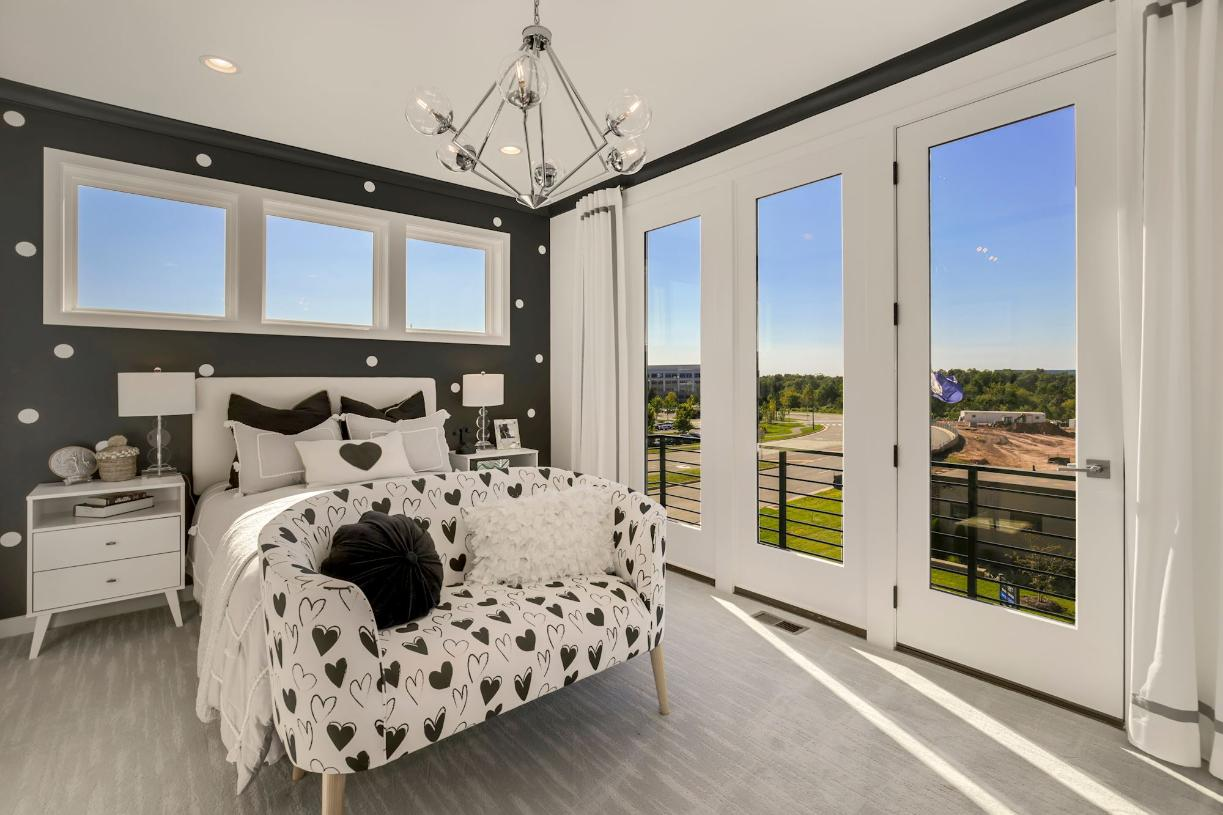 Willard secondary bedroom