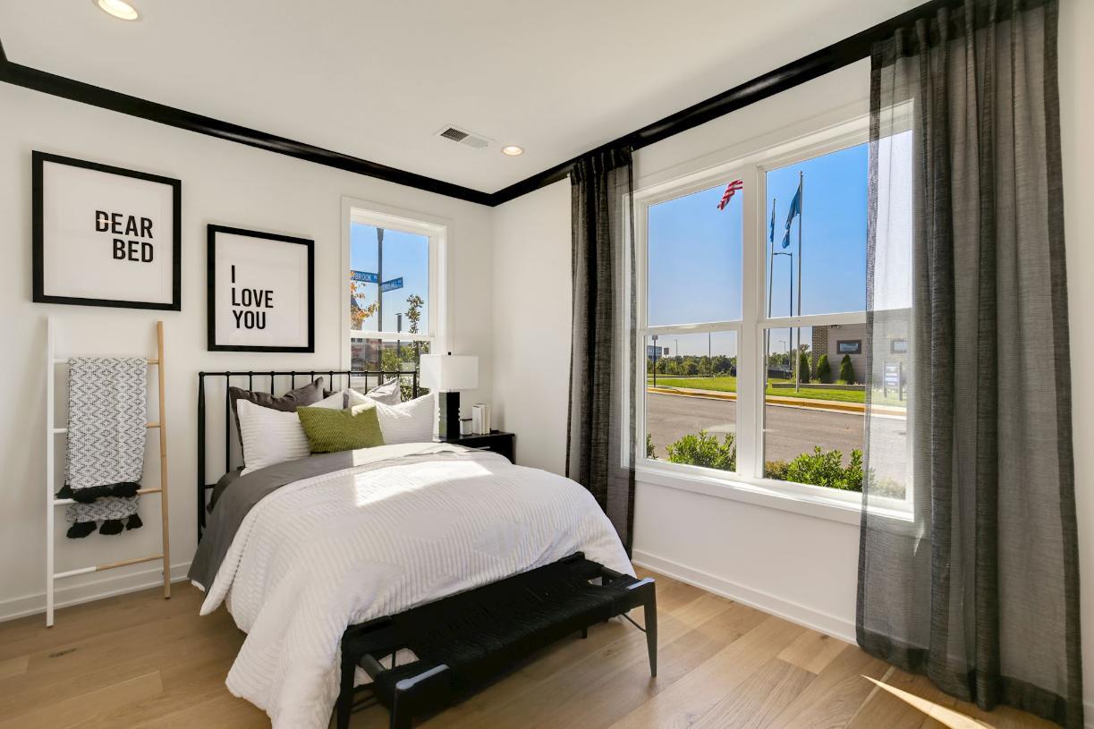 Willard third bedroom
