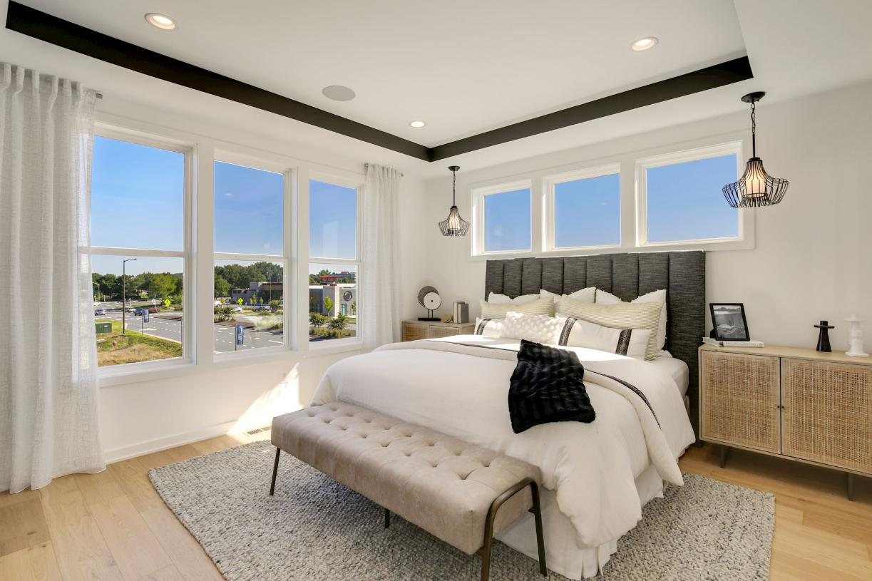 Willard primary bedroom